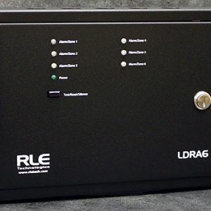 LDRA6 - Six Zone Leak Detection or Remote Annunciation Panel