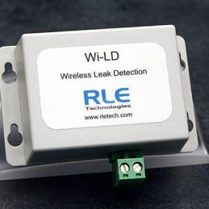 Wi-LD Wireless Leak Detection