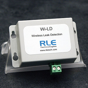 Wi-LD Wireless Leak Detection