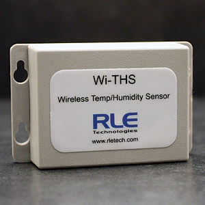 Discontinued wireless temperature/humidity sensor