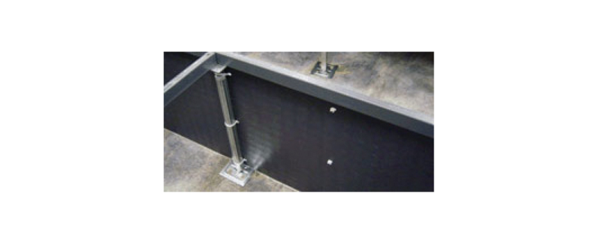 Underfloor Plenum Panel