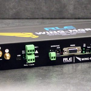 WiNG-MGR Wireless monitoring with unprecedented sensor range
