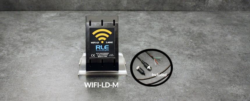 WIFI-LD Wireless WiFi Leak Detection