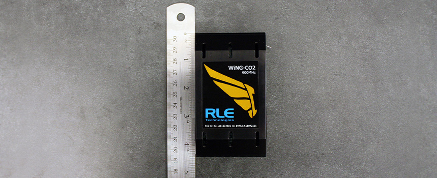 WiNG-CO2 Measurement Image